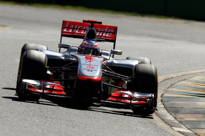 Button storms to Australian GP victory