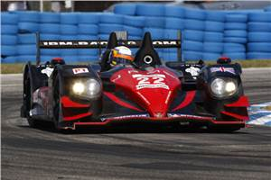 Karun's WEC team finishes 17th on debut