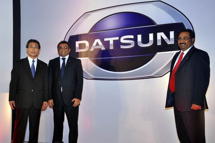 Revived Datsun coming to India