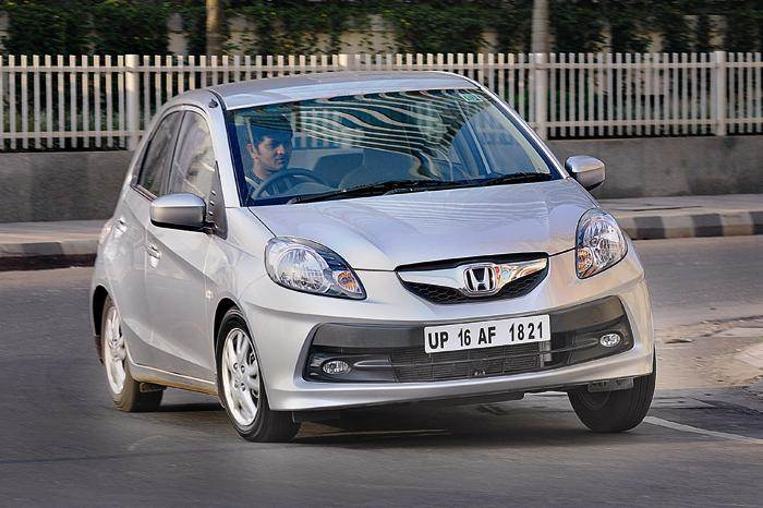 Honda hikes car prices from Rs 4000