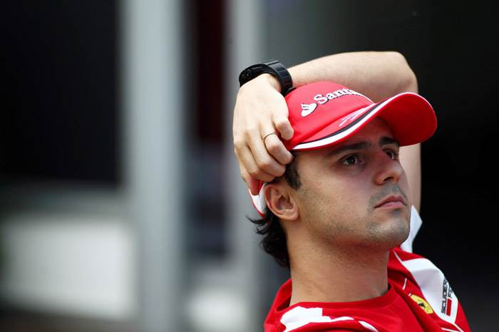 Massa gets new Ferrari chassis for Malaysia