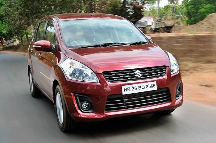 2012 Maruti Ertiga review, test drive