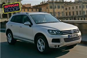 Skoda plans two new SUVs
