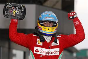 Alonso wins Malaysia thriller