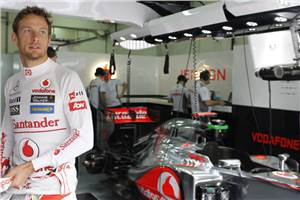 Button takes blame for Karthikeyan crash