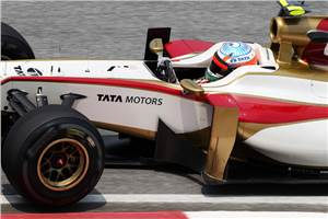 Q&A with Narain Karthikeyan