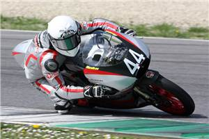 Debut win for Mahindra racing at Mugello