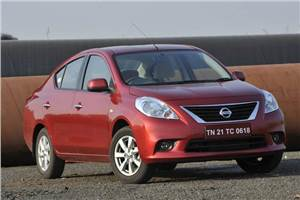Nissan Sunny auto likely by Feb 2013