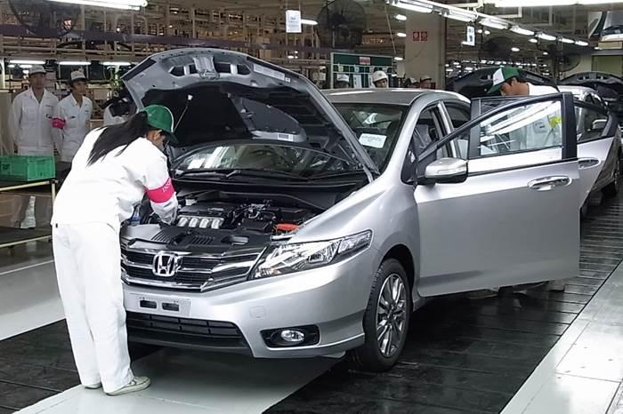 Honda resumes production at Thailand Plant