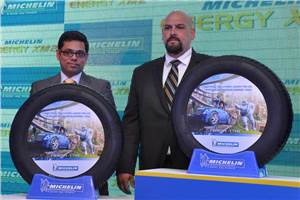 Michelin targets 25pc growth by 2015
