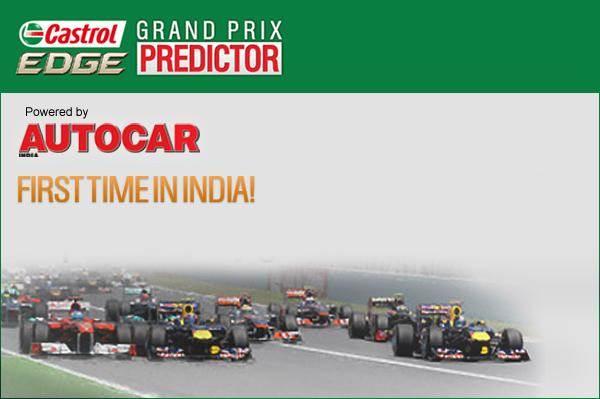 Race 2 winners of the GP Predictor