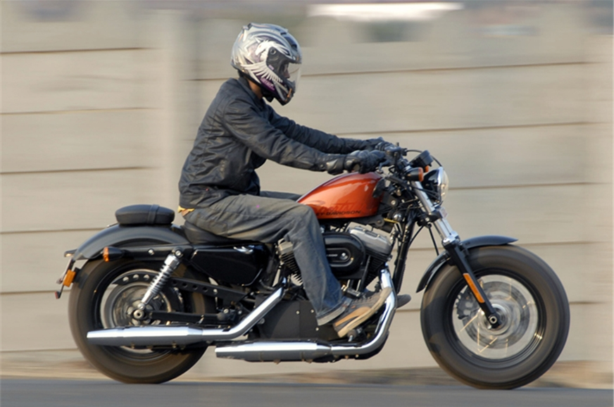 Harley Davidson Forty Eight Sale India
