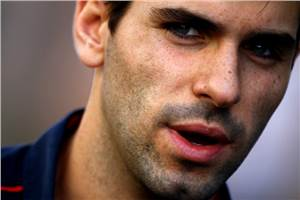 Alguersuari signed as Pirelli's test driver