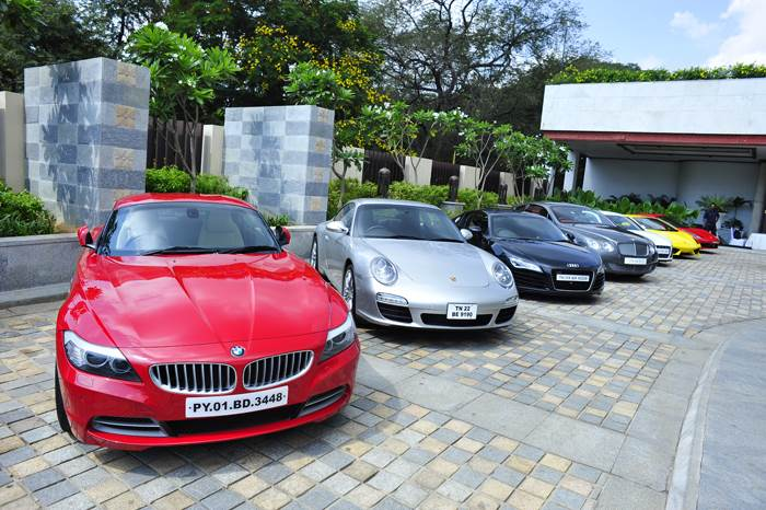Madras Exotic Car Show wows enthusiasts