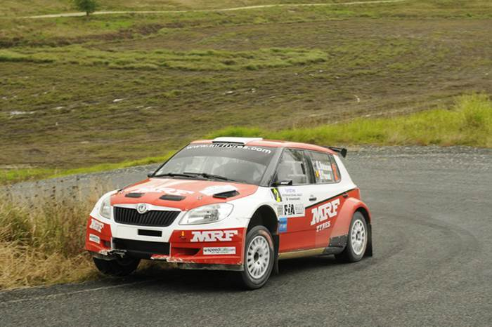 Atkinson claims MRF's debut S2000 win