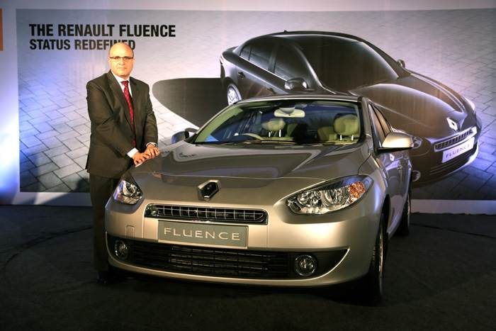 Upgraded Fluence diesel launched