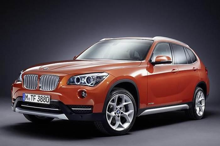 BMW X1 facelift revealed