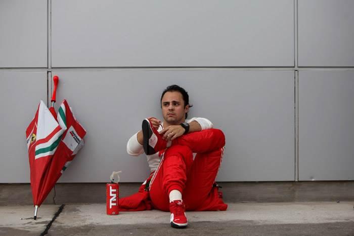 Barrichello: Massa needs to relax