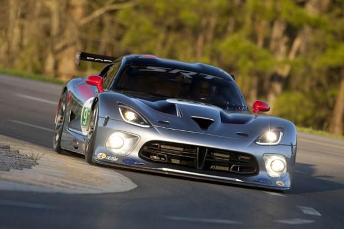 Dodge Viper set for racing return