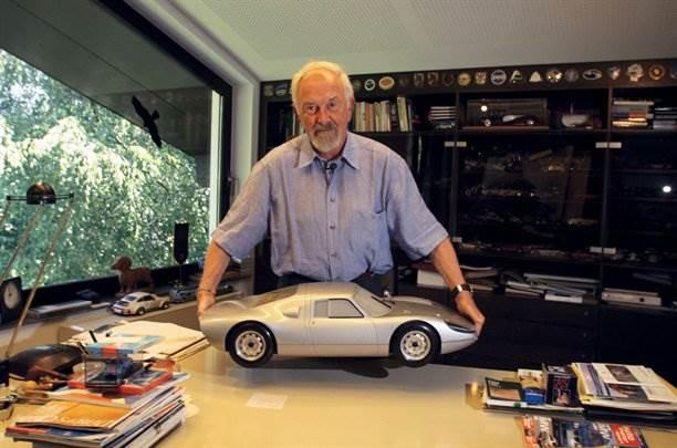 Ferdinand Alexander Porsche dies