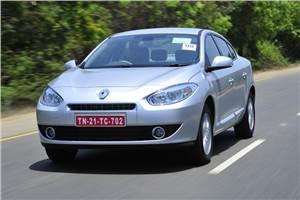 Renault Fluence E4 D review, test drive