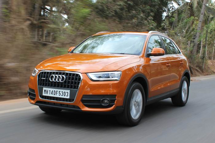 New Audi Q3 review, test drive