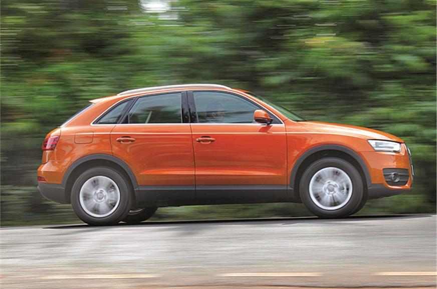 new audi q3 review test drive autocar india. Black Bedroom Furniture Sets. Home Design Ideas