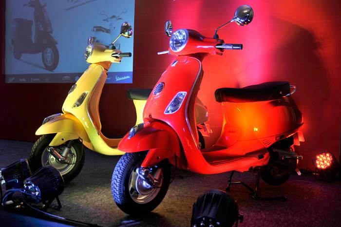 Vespa LX 125 first look