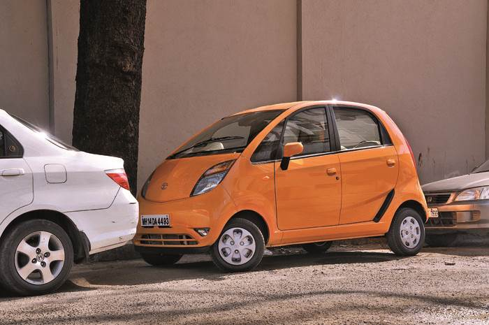 Tata Nano Lx 2012 (First Report)