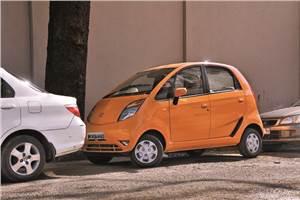 Tata Nano Lx 2012 (First Report)