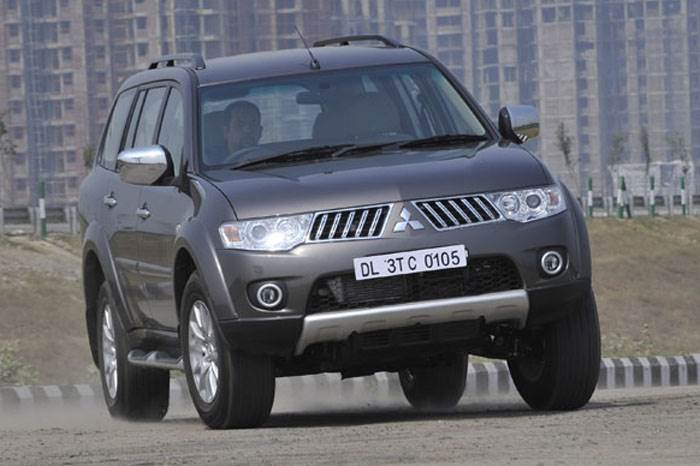 Mitsubishi Pajero Sport review, test drive