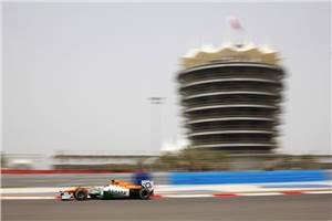 Force India considering sitting out Bahrain FP2
