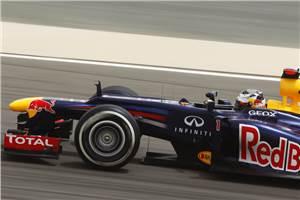 Vettel takes maiden pole of 2012