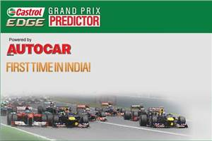 GP Predictor winners (Bahrain)