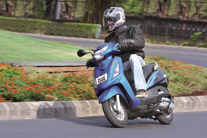 Suzuki Swish review, test drive