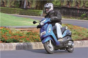 Suzuki Swish review, test drive