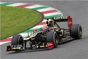 Grosjean fastest as Mugello test ends