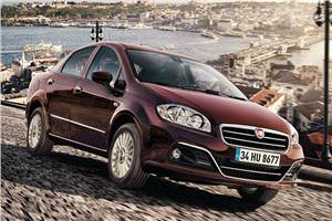 New Fiat Linea pictures, details