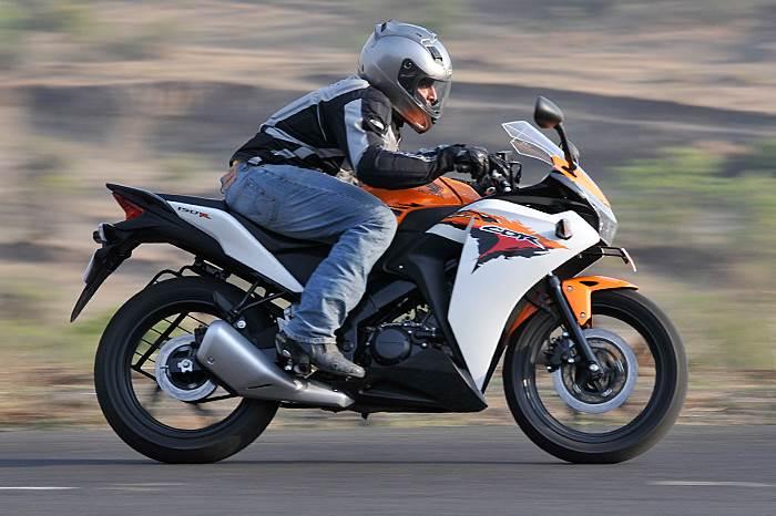 Honda CBR 150R review, test ride