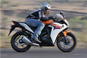 Honda CBR 150R review, test ride