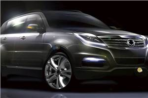 Updated SsangYong Rexton coming soon