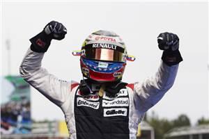 Maldonado takes shock Spanish GP victory