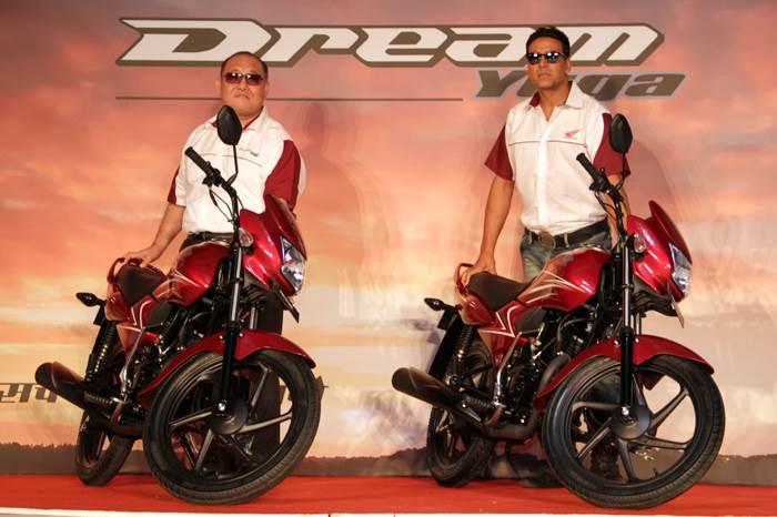 Honda launches Dream Yuga