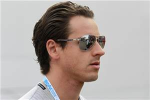Sutil insists F1 career not over