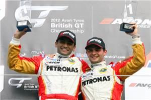 Bolisetti wins at British GT at Nurburgring