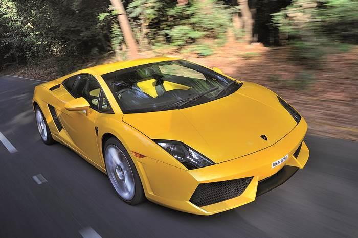 Lamborghini Gallardo LP550-2 review, test drive