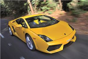 Lamborghini Gallardo LP550-2 review, test drive