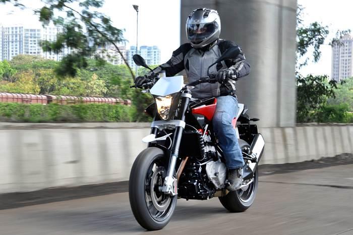 Husqvarna Nuda 900R review, test ride
