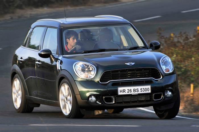 Mini Countryman review, test drive