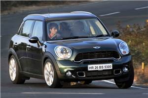 Mini Countryman review, test drive